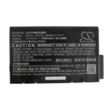 Battery For PHILIPS Efficia CM12, Efficia CM120, Efficia CM150, - vintrons.com