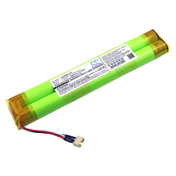 Battery For PARADOX MAGELLAN MG6060, MG6060 Control Panel, MG6130, - vintrons.com