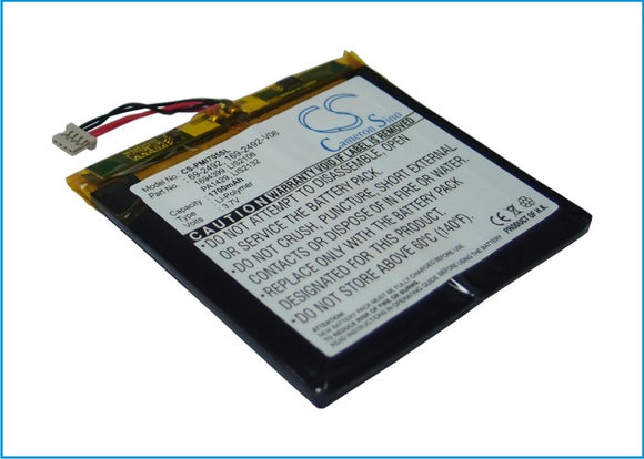 PALM 169-2492, 169-2492-V06, 1694399, LIS2106, LIS2132, PA1429 Replacement Battery For PALM i705, Tungsten C, Tungsten W, - vintrons.com