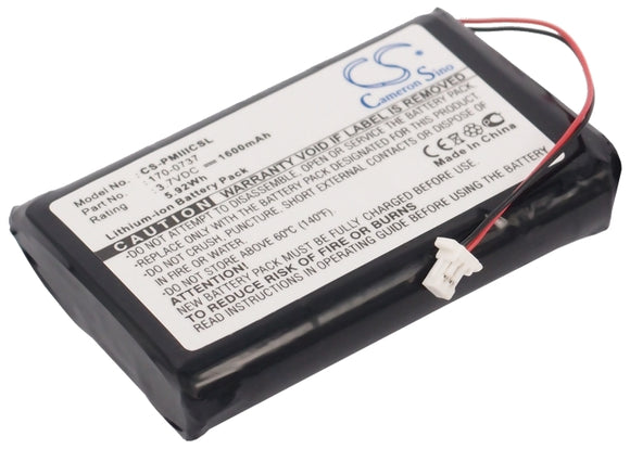 PALM 170-0737 Replacement Battery For IBM WorkPad 8602-20X, / PALM III, IIIc, IIIe, IIIx, IIIxe, Viic, - vintrons.com