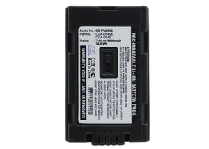 Battery For PANASONIC AG-DVC180A, AG-DVC30, AG-DVC32, - vintrons.com