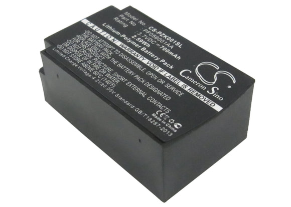 700mAh / 2.59Wh Battery For PARROT PF056001AA,