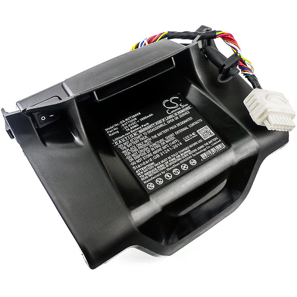 Battery For CUB CADET L.K600, / ROBOMOW City MC1000, City MC1200, - vintrons.com