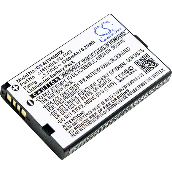 REELY 1410409, FS-iT4S Replacement Battery For REELY GT4 EVO, - vintrons.com