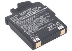 Sennheiser BA 370 PX Battery For Sennheiser 450 TRAVEL, 550 Travel, MM 400, MM 400-X, MM 450, MM 450-X, MM 500-X, MM 550, - vintrons.com