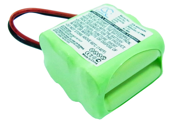 Battery For KINETIC MH330AAAK6HC, / SPORTDOG Houndhunter SD-1800, - vintrons.com