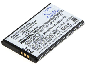 Battery For SWISSVOICE ePure, ePure 6.0, ePure DECT 6.0, ePure Dou, - vintrons.com