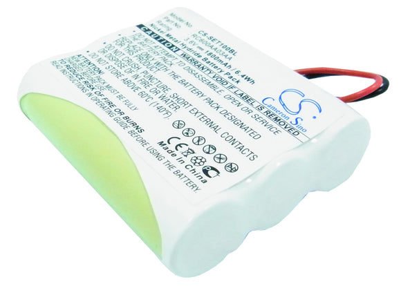 Battery For Proxibus LDP400, Monetel CDK PP1100, Monetel EFT10P, - vintrons.com