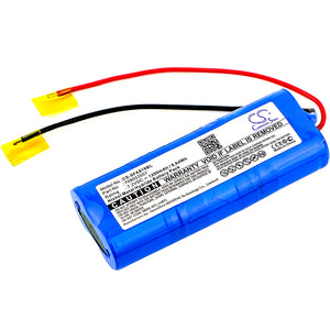SEIK 709053557 Replacement Battery For SEIK Terra FA5-10, - vintrons.com