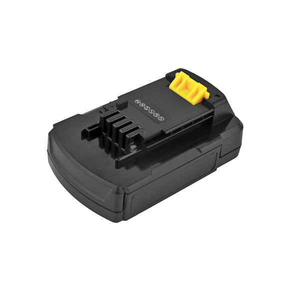 Stanley FMC680L Battery Replacement For Stanley FMC620, - vintrons.com