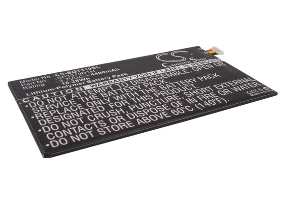 Battery For SAMSUNG Galaxy Tab 3, Galaxy Tab 3 8.0, Galaxy Tab3, - vintrons.com