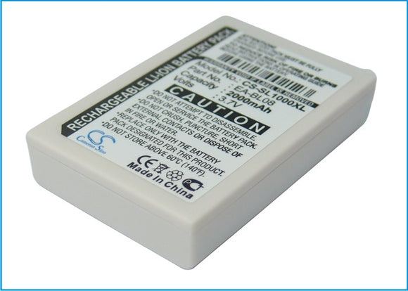 Sharp EA-BL08 Battery Replacement For Sharp Zaurus SL-C1000, Zaurus SL-C3000, Zaurus SL-C3100, - vintrons.com