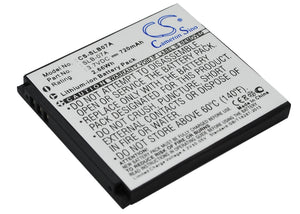 SAMSUNG SLB-07A Replacement Battery For SAMSUNG ST50, ST500, ST550, ST600, TL100, TL205, TL210, TL220, TL225, TTL-20, - vintrons.com