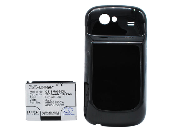 SAMSUNG AB653850CA, AB653850CABSTD, AB653850CC Replacement Battery For SAMSUNG GT-I9020, GT-I9020T, Nexus S, Nexus S 4G, - vintrons.com