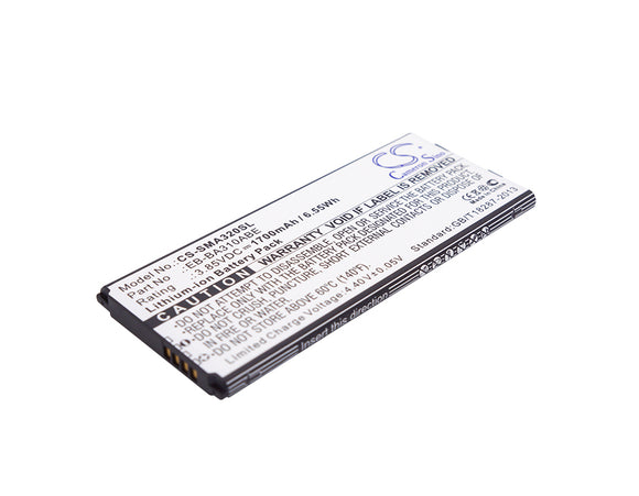 Battery For SAMSUNG Galaxy A3 2016, Galaxy A3 2016 Duos LTE, - vintrons.com