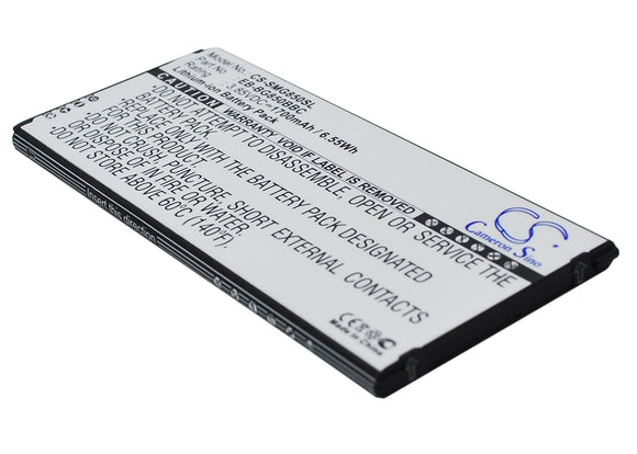 Battery For SAMSUNG Galaxy Alpha, Galaxy Alpha LTE-A, SM-G850, - vintrons.com