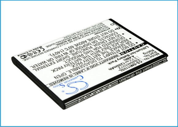 Battery For SAMSUNG Galaxy Proclaim S720, Galaxy S i500, Illusion, - vintrons.com
