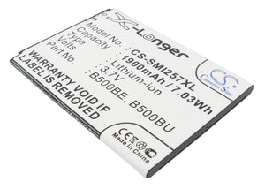 B500AE, B500BE Battery For SAMSUNG Galaxy S4 Mini, SHV-E370D, SPH-L520 - vintrons.com