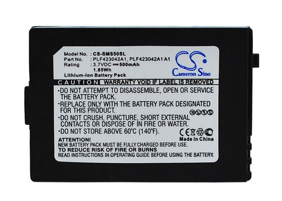 SIRIUS PLF423042A1, PLF423042A1 A1 Replacement Battery For SIRIUS S50, S50SB1, - vintrons.com