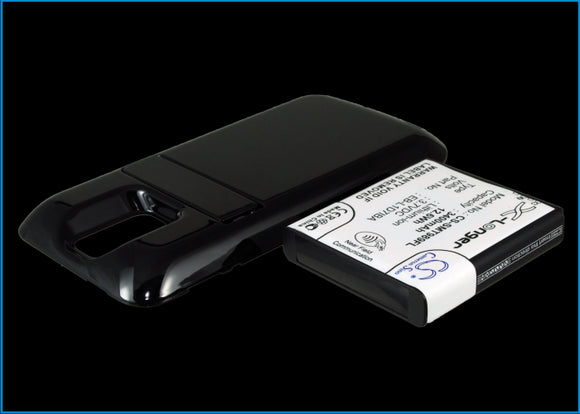 Battery For SAMSUNG Galaxy S Hercules, Galaxy S II X, SGH-T989, - vintrons.com