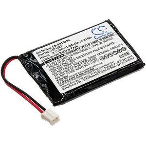 SONY LIP1522 Replacement Battery For SONY CUH-ZCT1E, CUH-ZCT1H, CUH-ZCT1J, CUH-ZCT1K, CUH-ZCT1M, CUH-ZCT1U, Dualshock 4 Wireless Controller, - vintrons.com