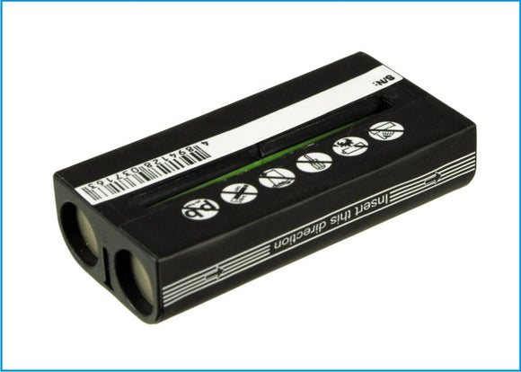 700mAh / 1.68Wh Battery For SONY BP-HP550-11,