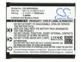 SONY 4-296-914-01, SP73, SRS-BTS50 Battery Replacement For SONY SRS-BTS50, WH-1000XM2, - vintrons.com