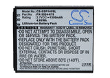 SIMVALLEY PX-3524, PX-3524-675 Replacement Battery For SIMVALLEY SingleCore, SP-140, - vintrons.com
