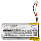 STAGECLIX LFT952245 Replacement Battery For STAGECLIX Jack V3 transmitter, Jack V4 transmitter, - vintrons.com