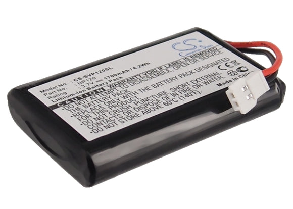 SEECODE NP120 Replacement Battery For SEECODE Mirrow 3, Mirrow III, Vossor Phonebook, Vossor Plus, Vossor V3, - vintrons.com