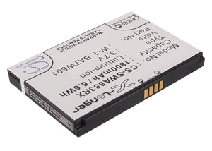 1800mAh Battery For NETGEAR AirCard 778S, Mingl 4G, Mingle 3G, Mingle 4G, - vintrons.com
