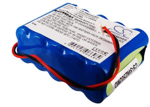 Smiths WZ50C2 Battery Replacement For Smiths WZ50C2, WZ-50C6, - vintrons.com