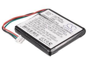 TOMTOM AHL03706001, AHL03707002, VF9, VF9B Replacement Battery For TOMTOM 1EX00, 4EX0.001.11, Easy, Start, Start2, - vintrons.com
