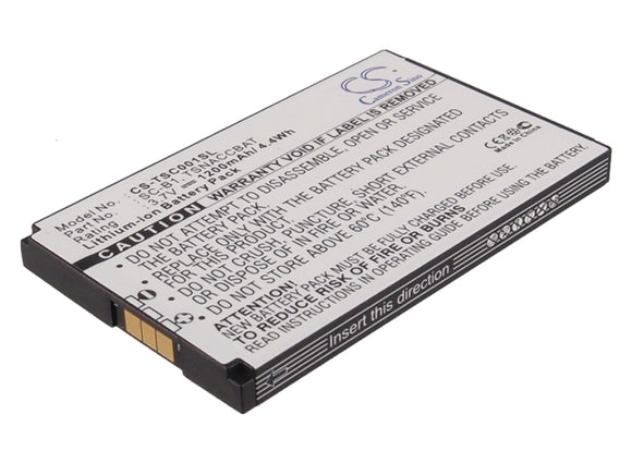 TERRESTAR SC-B1, TSNACCBAT Replacement Battery For TERRESTAR Genus, - vintrons.com