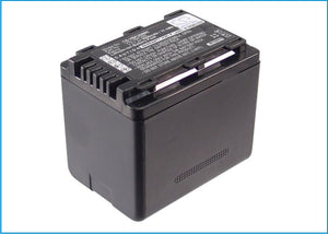 Battery For PANASONIC HC-V10, HC-V100, HC-V100M, HC-V500, HC-V500M, - vintrons.com