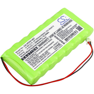 Battery For VISONIC Amber Select, AmberLink Emergency Response, - vintrons.com