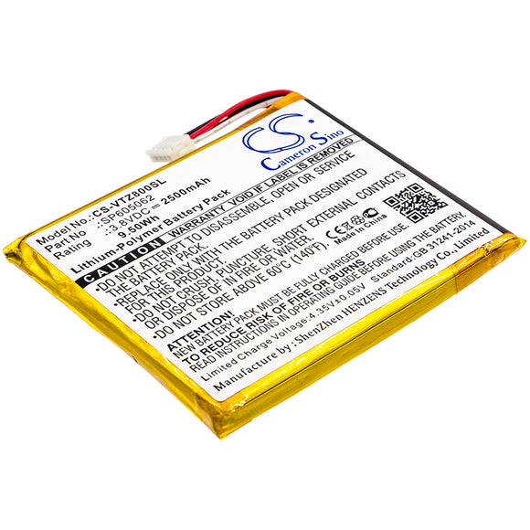 VTECH SP605062 Replacement Battery For VTECH 80-169500, KidiBuzz, - vintrons.com