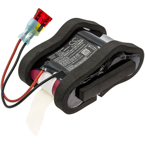 WELCH-ALLYN 105204 Replacement Battery For WELCH-ALLYN CP100, CP1OO, CP200, CP200 ECG, CP2OO, - vintrons.com