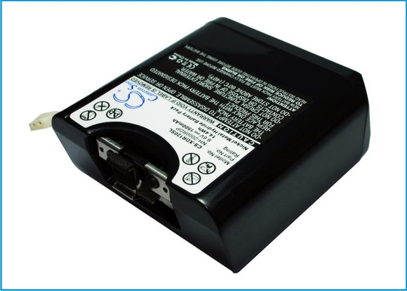 Sony NH-2000RDP, Sony RDP-XF100IP Battery Replacement For Sony RDP-XF100iP, XDR-DS12iP, - vintrons.com