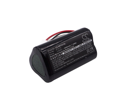 X-RITE E15-31 Replacement Battery For X-RITE E15-31, E15-31 Shade vision, - vintrons.com