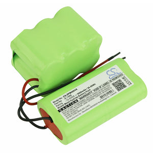 ZEPTER E-1486 Replacement Battery For ZEPTER PWC-400, Turbohandy 2 in 1, - vintrons.com