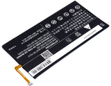 AT&T Li3846T43P6hF07632, / ZTE Li3846T43P6hF07632 Replacement Battery For AT&T Trek 2 HD, Trek 2 HD LTE, / ZTE K88, - vintrons.com