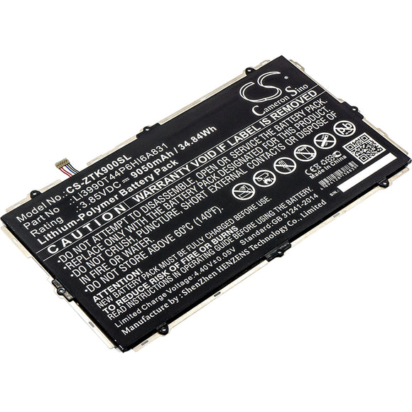 ZTE Li3990T44P6HI6A831 Replacement Battery For ZTE K90U, ZPAD 10.1, - vintrons.com