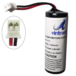 Battery For SONY PS3 Move, PlayStation Move Motion Controller, - vintrons.com