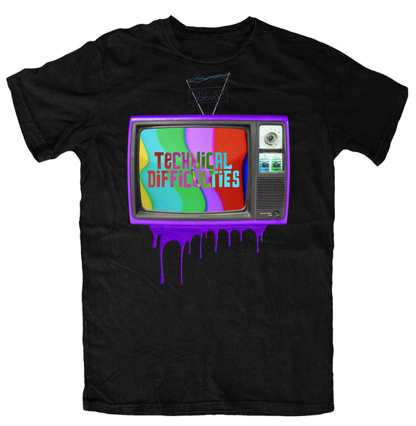 Technical Difficulties Tee
