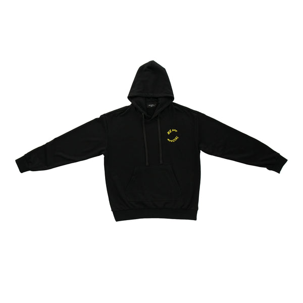 We Are Special Circular Hoodie