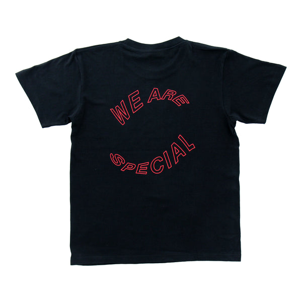 We Are Special Circular Tshirt