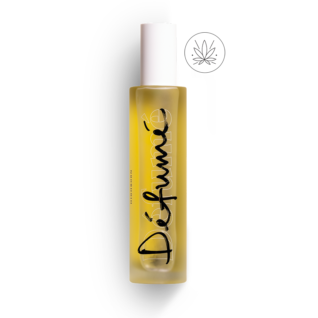 Défumé Aromatic CBD Body Oil