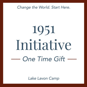 Open image in slideshow, 1951 Initiative One Time Gift