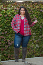 Load image into Gallery viewer, Lumber Gypsy Fleece Lined Flannel
